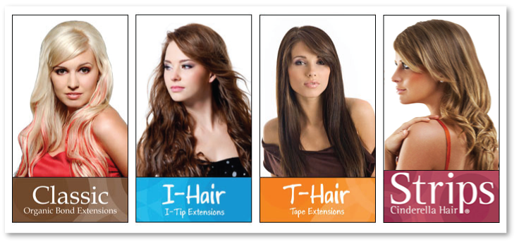 On Line Hair Designs New Cinderella Hair Extensions